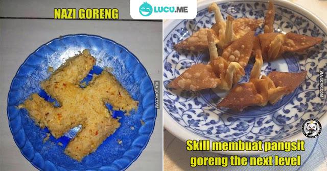 7 Meme 'Kreasi Lagi Lapar' Ini Kocaknya Bikin Kenyang