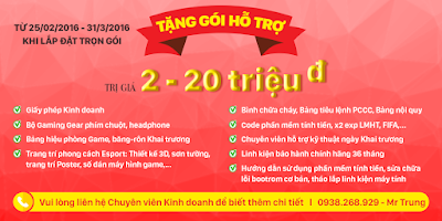 Vi Tính Gia Hưng Lắp Đặt Trọn Gói Phòng NET Toàn Quốc, ..