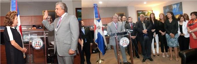 Castillo asume presidencia Coalición de Cónsules Latinoamericanos en  Nueva York (CLACNY)