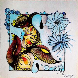 DIVA Challenge # 328 with Patterns: Aloha, Ukkepuk, 4-Corner Carolla