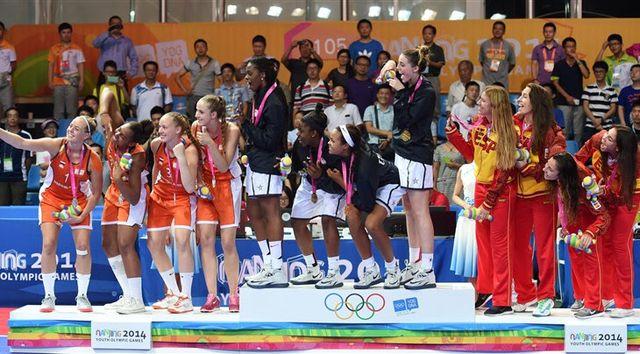 Polideportivo News Basquetbol 33 Paises Competiran En Los Juegos