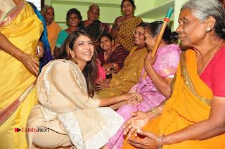 Actress Lakshmi Manchu & Suma Kanakala Launch Jesus Old Age Home .COM 0154.JPG