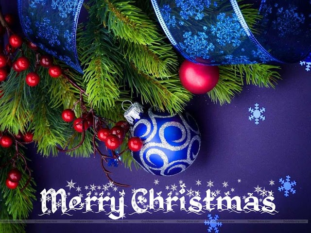 Merry Christmas Wallpapers 1024x768