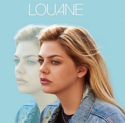 revue Louane nouvel album