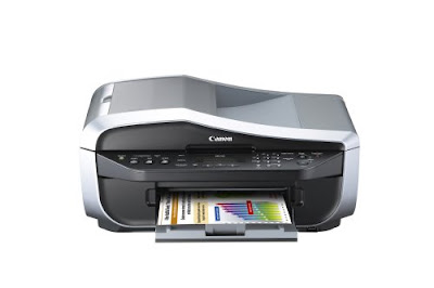 Canon Pixma MX310 Printer Driver Download