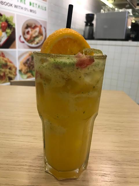 Noodle Bar by Tokyo Latte - Old Fashioned Orange Crush