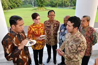 Bupati Emil Dardak Hadiri Undangan Presiden Jokowi