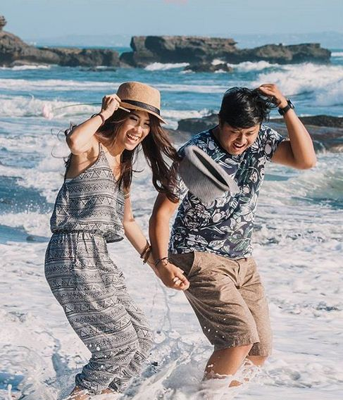 Pantai Mengening di Mengwi Badung Bali - Daya Tarik & Informasi Lengkap Terbaru