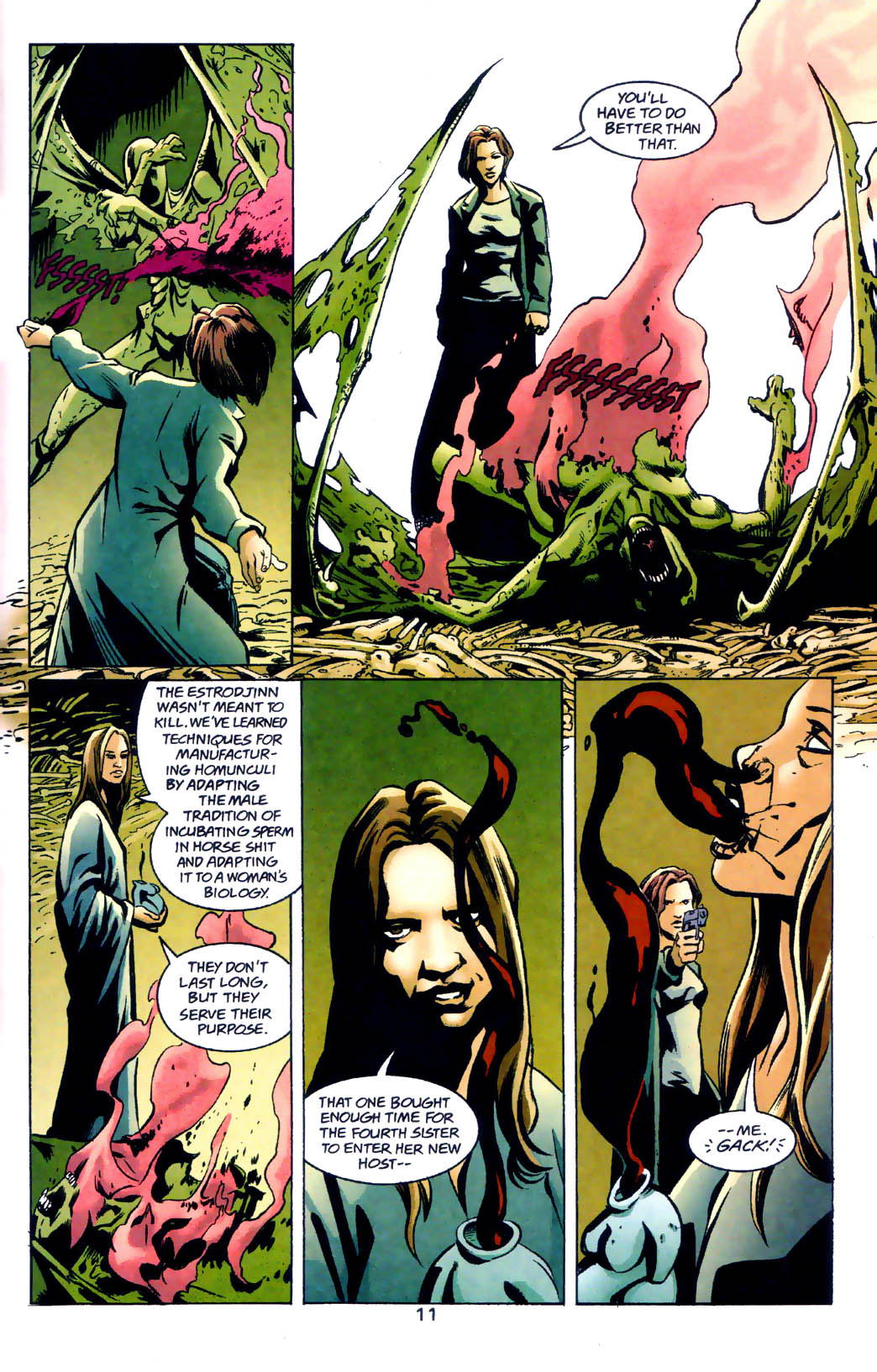 Read online Midnight, Mass comic -  Issue #5 - 12