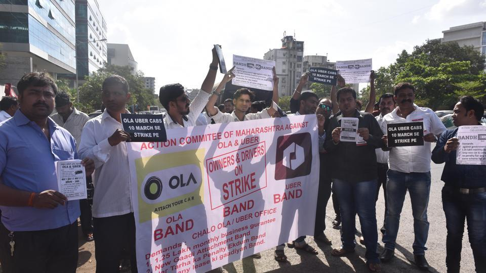 ola strike in chennai