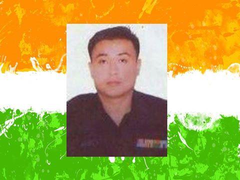 Lance Havildar Bhawan Tamang