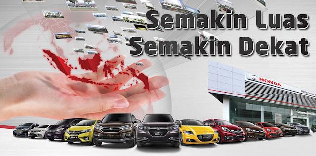 Sales Dealer Honda Gresik Cash & Kredit Promo Harga Mobil