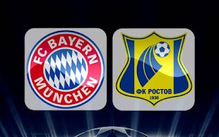 Prediksi Skor Rostov Vs Bayern Munchen 24 November 2016, Prediksi Skor Rostov Vs Bayern Munchen