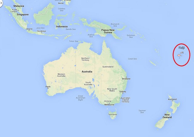 Carte Australie Fidji.Les Petit En Nouvelle Caledonie Bula Fiji