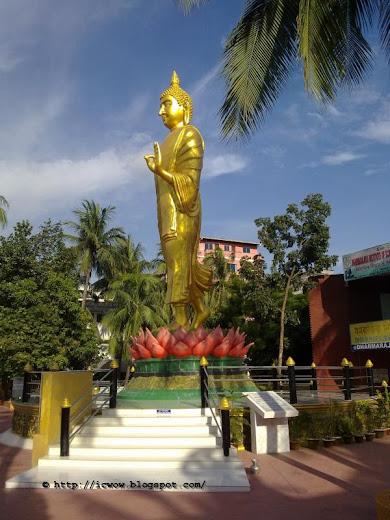 Bashabo Buddha Mandir - Dhaka