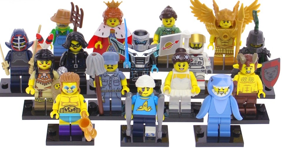 All Lego Series 15 Collectible Minifigs Reviewed