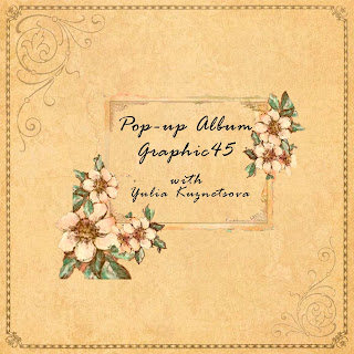 Pop-up Album Graphic 45