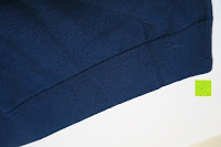 unten: ARMEDANGELS Herren Strickpullover aus Bio-Baumwolle - Miko - blau GOTS