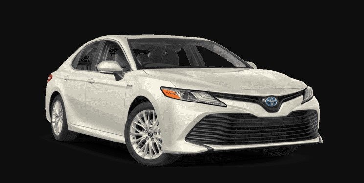 2018 Toyota Camry Hybrid XLE 4dr Sedan Pricing and Options