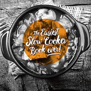 The Easiest Slow Cooker Book Ever by Kim McCosker book cover