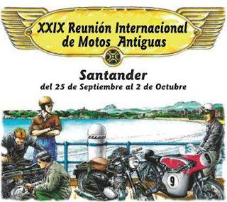 XXIX Reuni�n Internacional de Motos Antiguas en Santander 2016
