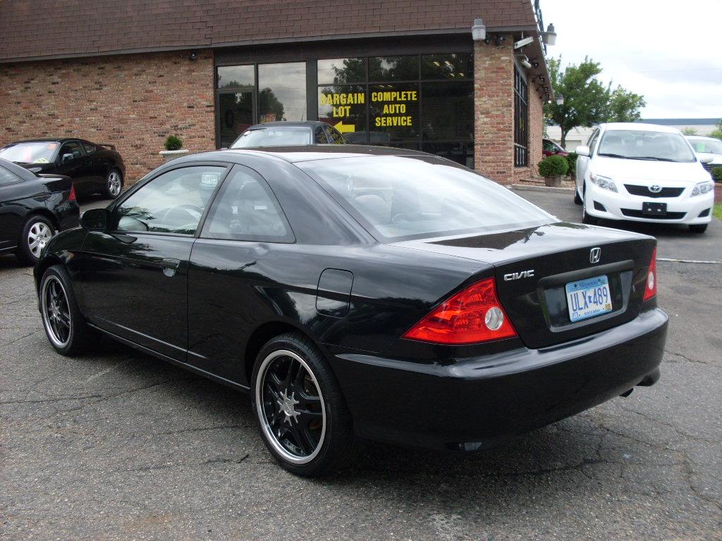 Honda Civic Black