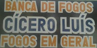 BANCA DE FOGOS CICERO LUIS