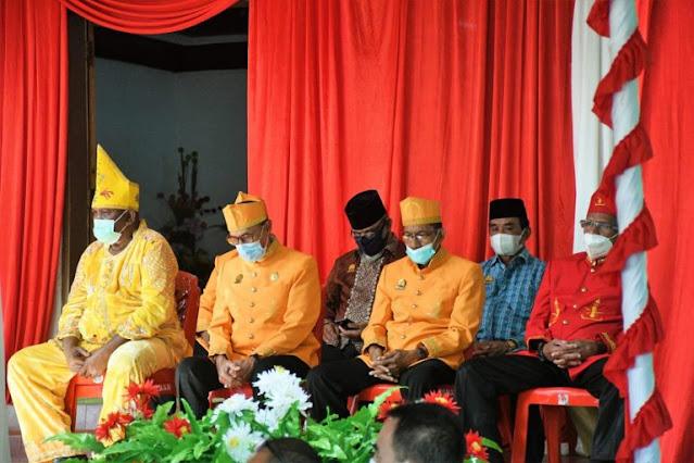 Usman Tamnge Hadiri Syukuran Pengukuhan Rat Tivle, Djafar Tamher.lelemuku.com.jpg