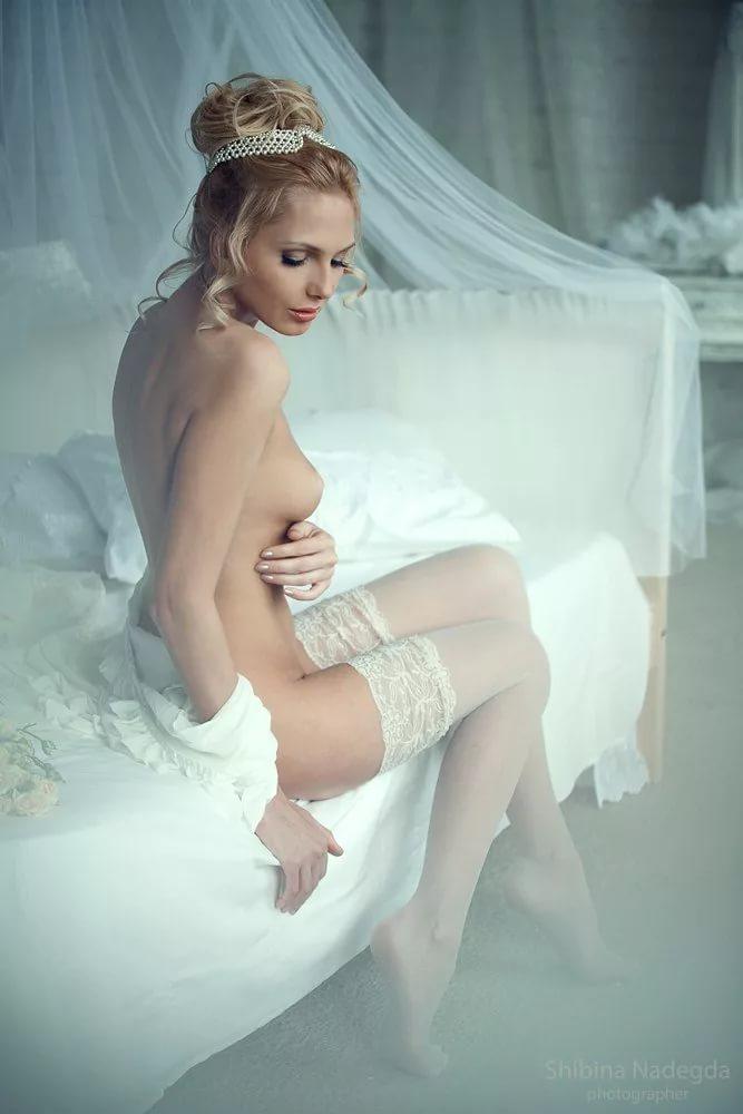 Смотреть фото голых невест — 3