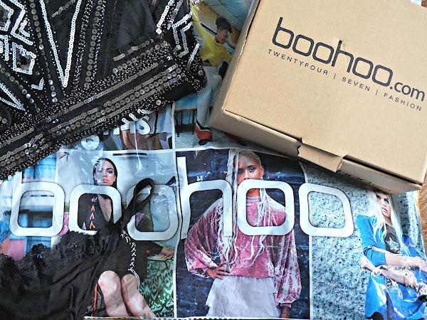 Boohoo Haul - Bodysuits & Christmas Dresses