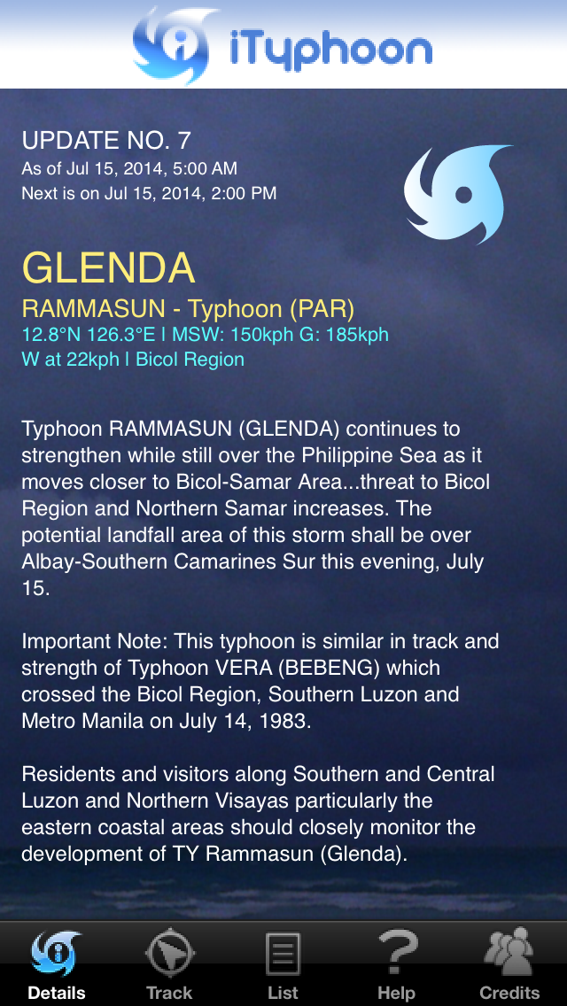 "Pinoy app ""iTyphoon"" keeps track of typhoons in the Philippines"