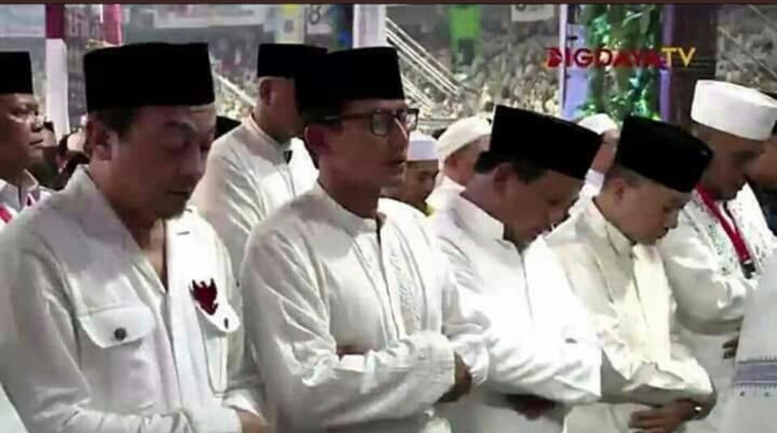 Surat SBY Dimanfaatkan Lawan, Jawaban Sandi Santai Tapi Telak