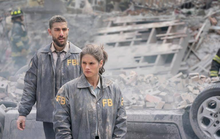 Fotograma de la nueva serie de CBS, FBI