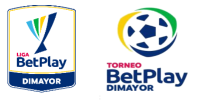 Logo Liga y torneo Betplay Domayor