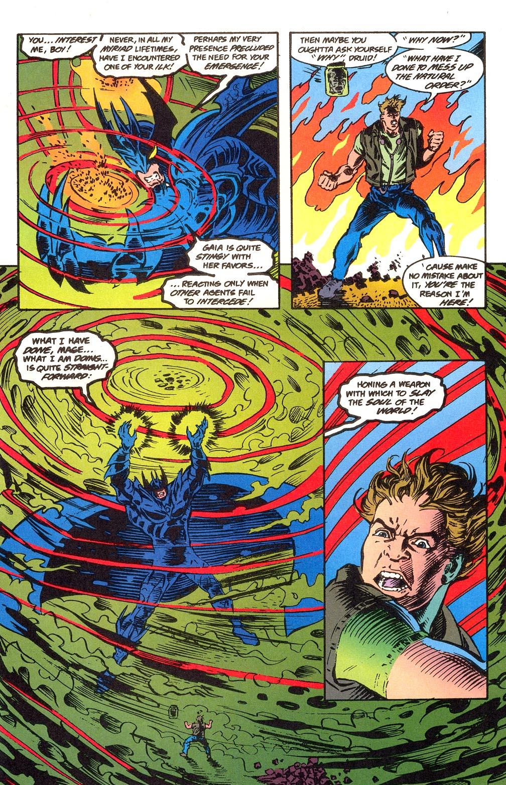 Read online Secret Defenders comic -  Issue #25 - 10