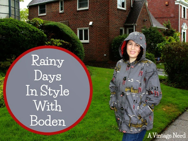 Rainy Days In Style With Boden
