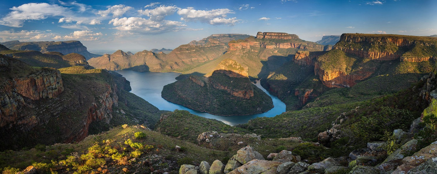 mother nature: Blyde River Canyon in South Africa