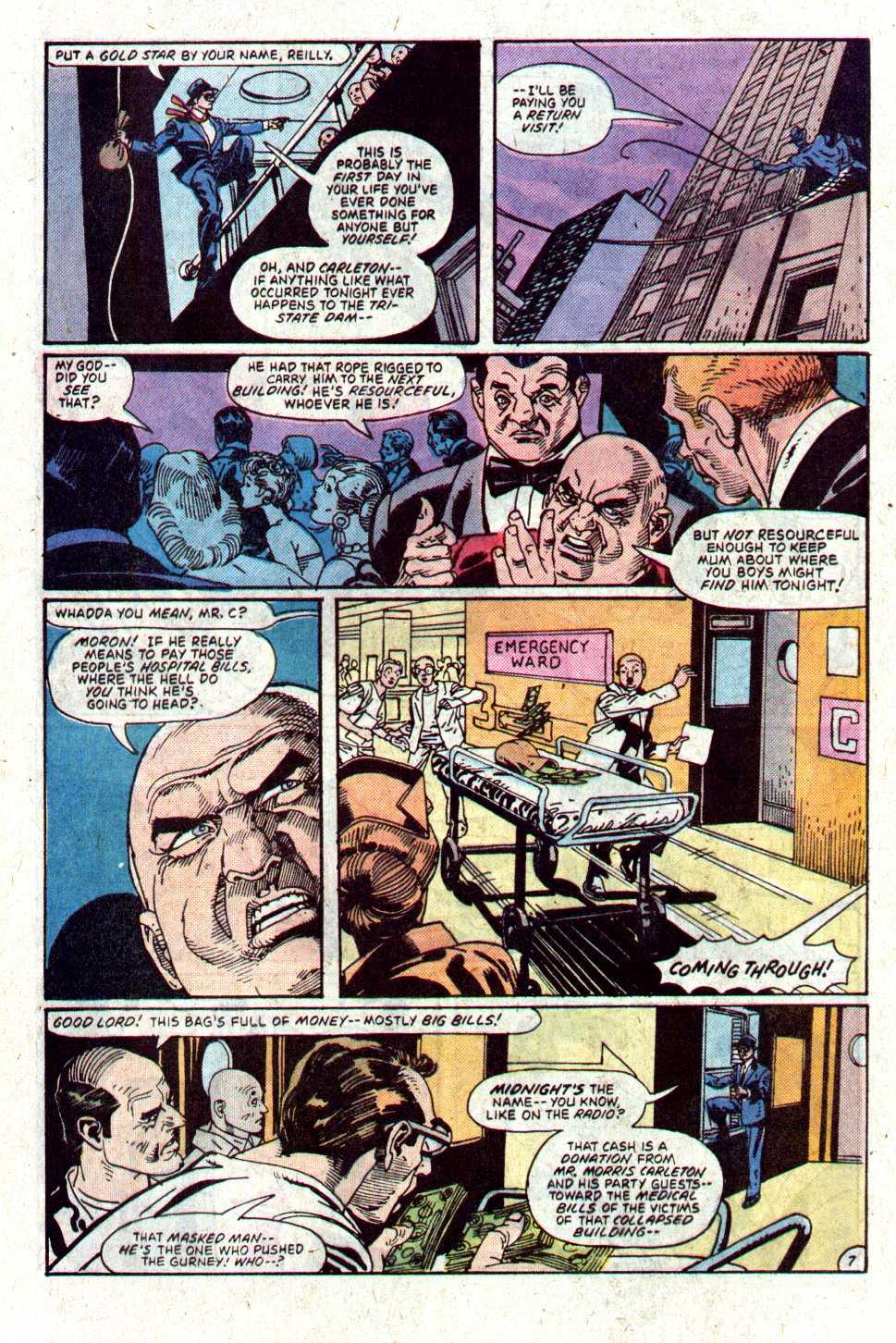 Read online Secret Origins (1986) comic -  Issue #28 - 29