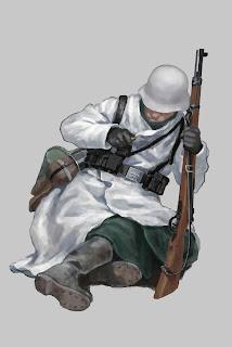 Fusilero División Azul