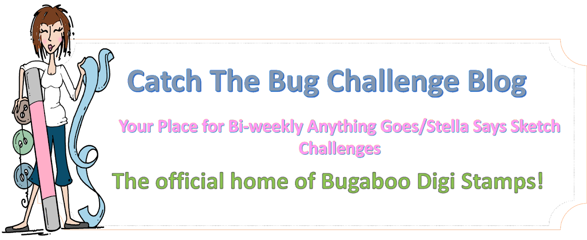Catch The Bug Challenge Blog Home of Bugaboo Stamps!