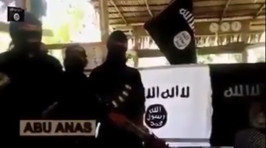 ISIS member claims to pose threats in the Philippines 'soon'.