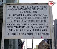 Berlín - Checkpoint Charlie