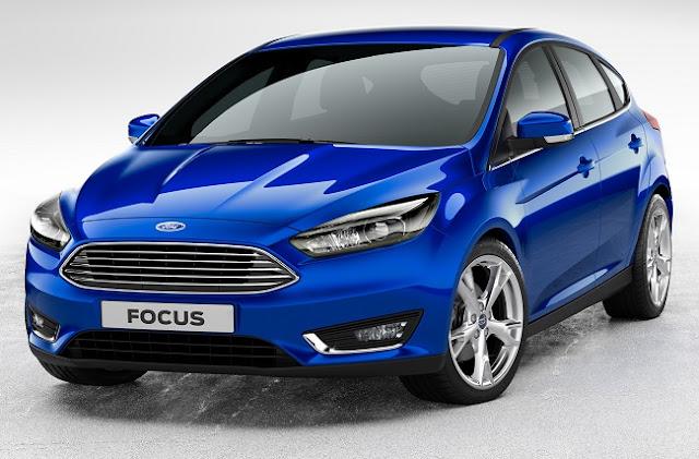 Một ngày, trải nghiệm Ford Focus 2016: và lưu hiện đại