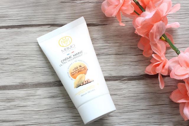 crème pour les mains naturelles MBMO
