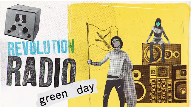 Lirik lagu Revolution Radio Green Day terjemahan