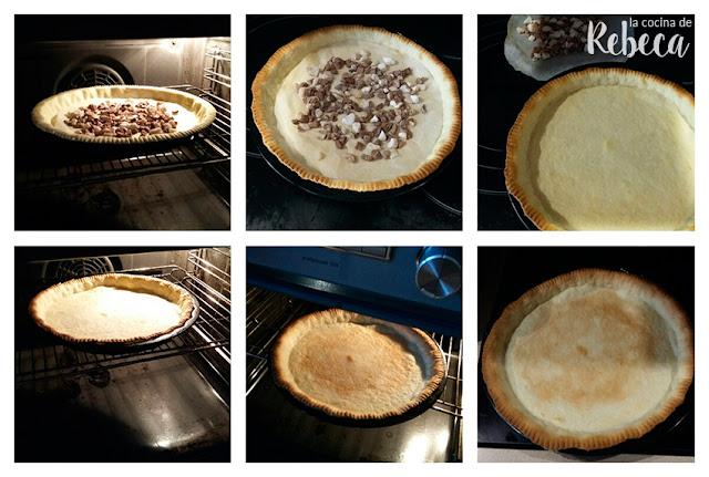 Receta de pastel de calabaza (pumpkin pie) 02