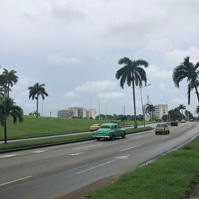 Plaza de la Revolución. La Habana.