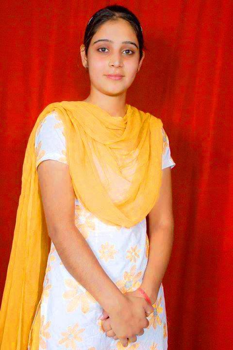 Online Aunty Pictures Punjabi University Beautiful Girls -6818