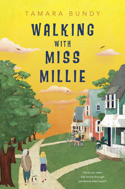 Review: Walking with Miss Millie by Tamara Bundy