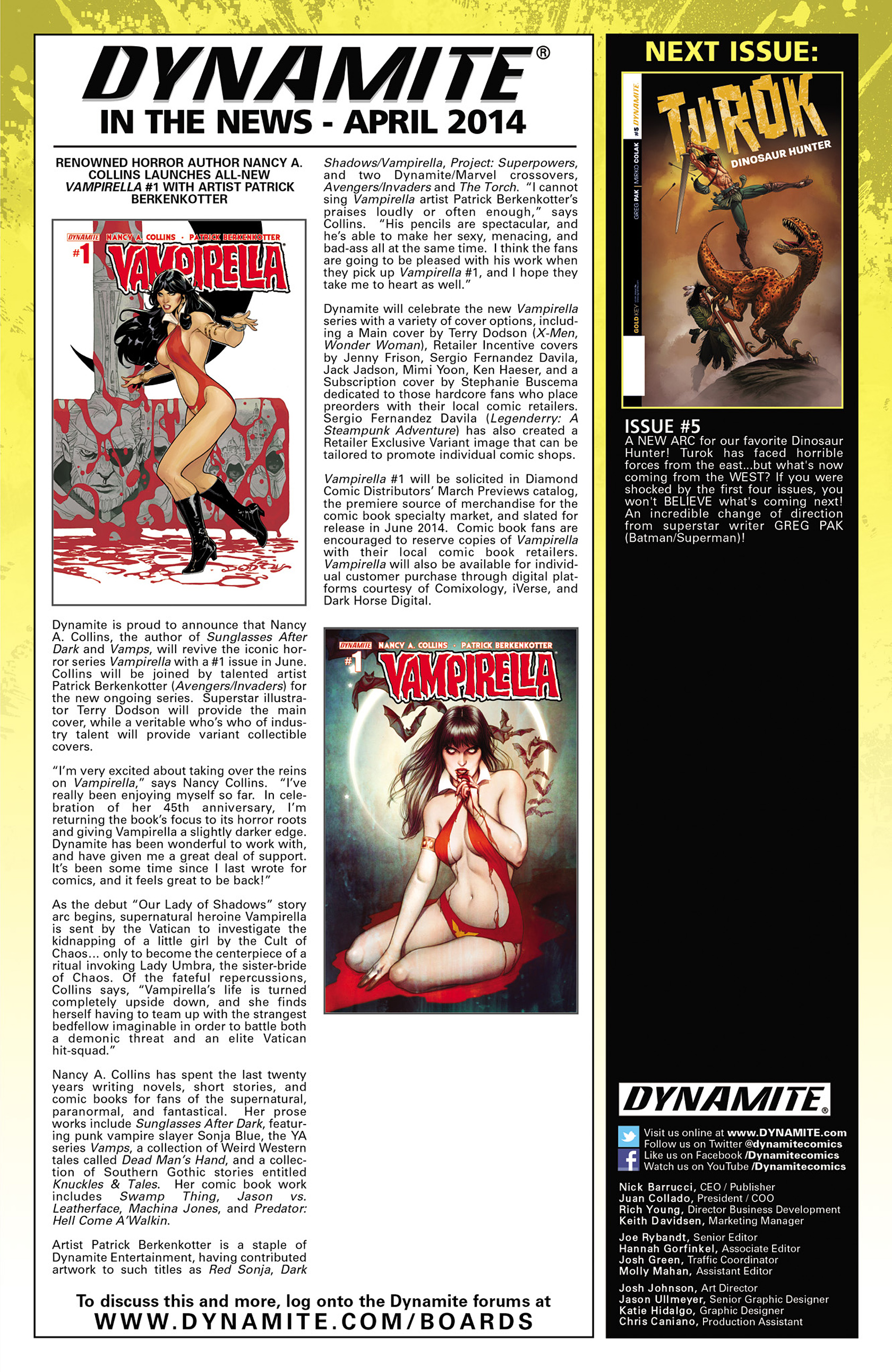 Read online Turok: Dinosaur Hunter (2014) comic -  Issue #4 - 27